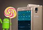 Los Samsung Galaxy Note 4 de Orange se actualizan a Android 5.0.1 Lollipop