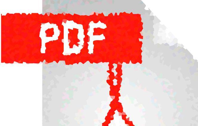 Como bajar de peso un documento en pdf con nitro tv