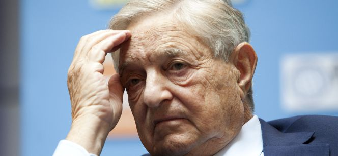 George Soros, accionista de Hispania.