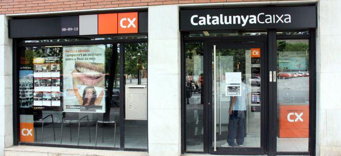 Bbva cerrar el 20 de las oficinas de catalunyabanc for Catalunya banc oficinas