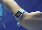 Prueban la resistencia al agua del Apple Watch