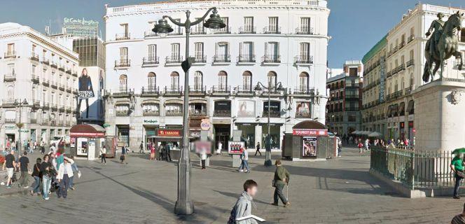 Un Centro Comercial De Lujo En La Puerta Del Sol