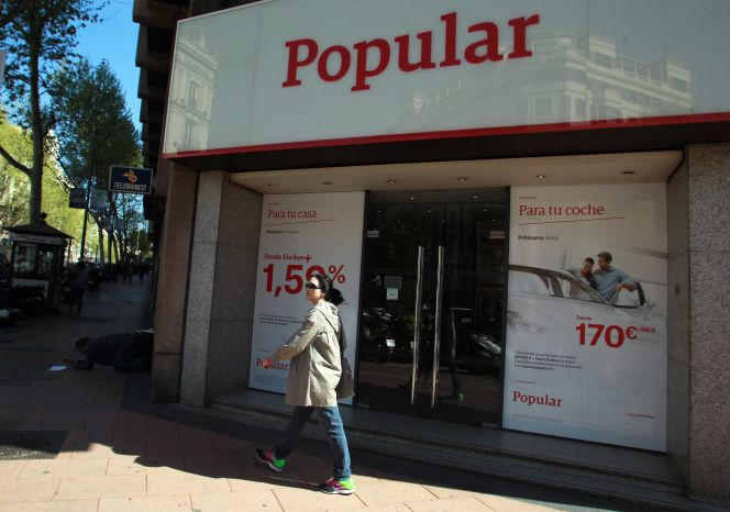 Banco popular se va de restaurantes por espa a mercados for Oficinas banco popular madrid