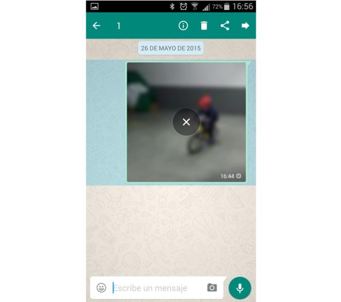 Como Cancelar El Envio De Imagenes O Videos En Whatsapp Lifestyle