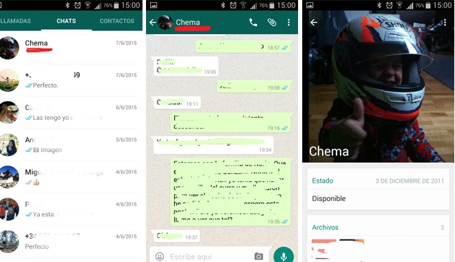 Cómo Cambiar La Foto De Perfil De Mis Contactos De Whatsapp