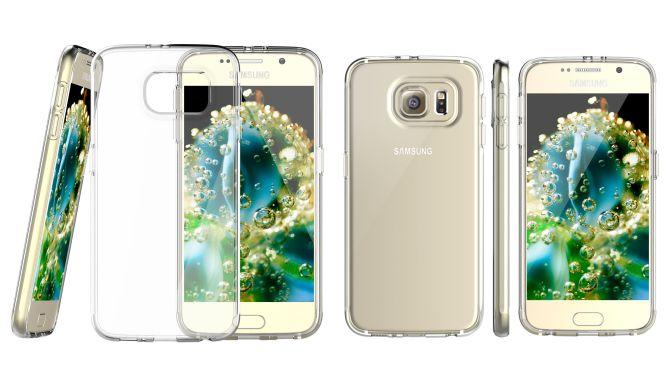 carcasa originala samsung galaxy s6