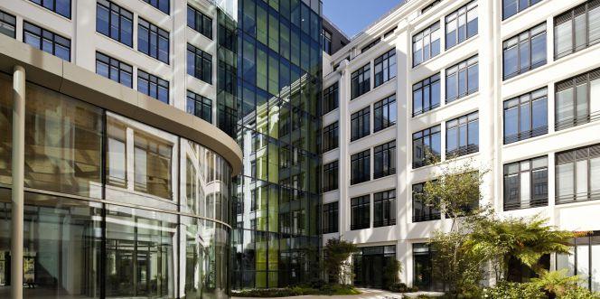 Resultado de imagen para OCDE, Organización para la Cooperación y el Desarrollo Económico, París. edificio