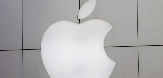 Logotipo de Apple.