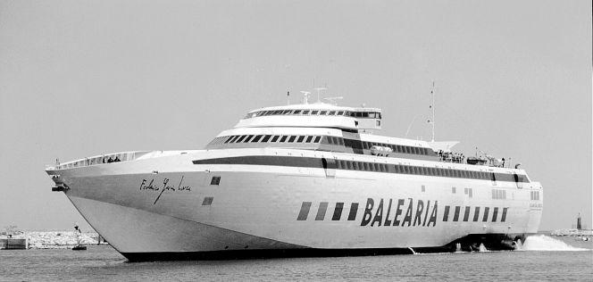 Bale ria ya tiene permiso de eeuu para operar con cuba for Oficinas balearia