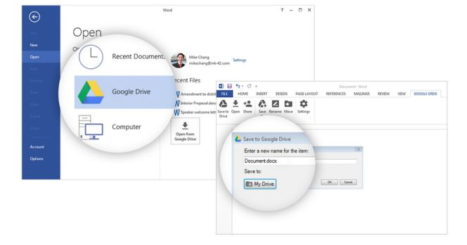 Cómo Editar Documentos De Google Drive En Microsoft