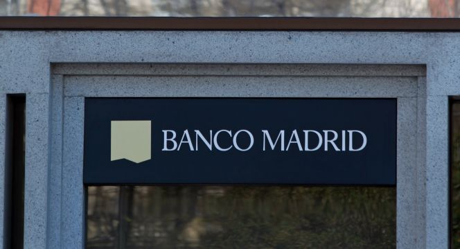 Banco madrid prev que sus acreedores recuperen todo el for Banco exterior internet 24