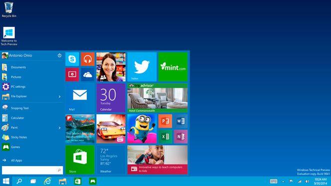 8b13105b900 Cómo personalizar el menú de Inicio de Windows 10 | Lifestyle ...