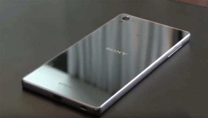 Sony Xperia Z5: Filtran un vídeo de la versión con pantalla 4K del ...
