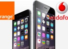 Precios oficiales del iPhone 6s y 6s Plus con Vodafone y Orange