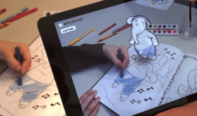 Disney da vida en 3D a los dibujos de tus hijos  Lifestyle
