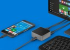 Microsoft Display Dock transforma los teléfonos con Windows 10 en pequeños PCs