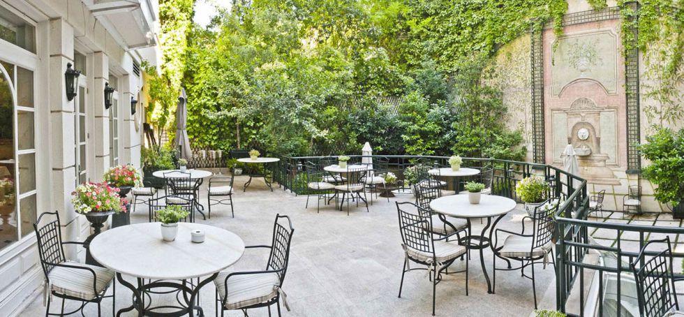 Fotos los 10 pa ses con m s hoteles cinco estrellas for Listado hoteles 5 estrellas madrid