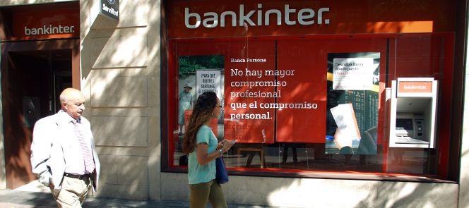 Bankinter mejora su hipoteca baja el diferencial al 1 20 for Oficinas bankinter madrid