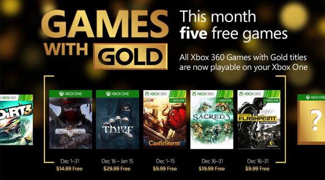 Juegos Gratis De Xbox One Y Xbox 360 Para Los Usuarios De Xbox Live