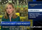 Cyber Monday ajetreado en Amazon