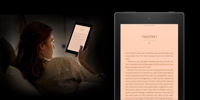 Nuevo Kindle Fire HD8, la mejor tableta para leer de noche | Tablets |  Cinco Días