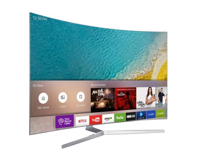 Smart TV: Samsung revela las primeras Smart TV SUHD curvas y sin ...
