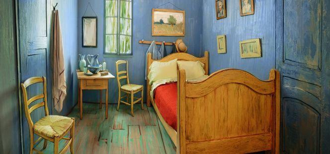 Van Gogh Alquila Por Una Noche Su Habitación De Arlés Sentidos Cinco Días