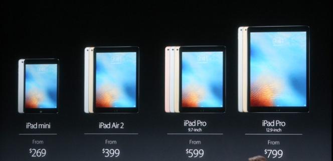 ipad pro 9 7 frente al ipad air 2 qué es lo que ha mejorado