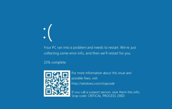 7 Formas En Que Viajar Te Ayudará A Encontrar Tu Propio: La 'pantalla Azul De La Muerte', De Windows 10, Incluye Un