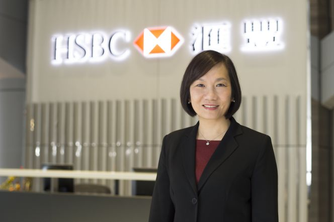 Helen Wong, Chief Executive, Greater China, HSBC