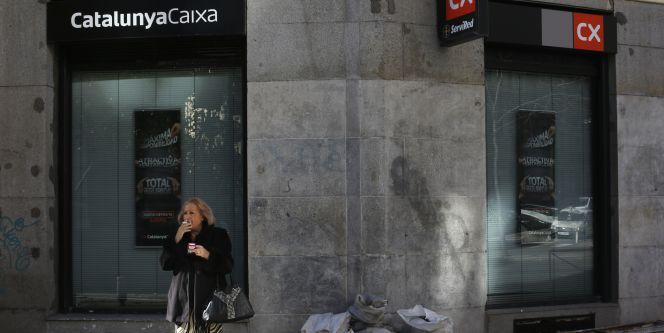 Cierre de oficinas bancarias el cierre de sucursales for Catalunya banc oficinas