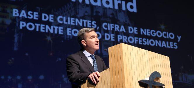 Ibercaja quiere duplicar su banca privada antes de 2018 for Oficinas de ibercaja en madrid