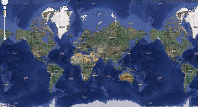Google maps estrena satlite con mejor calidad de imagen lifestyle google maps estrena satlite con mejor calidad de imagen gumiabroncs Images