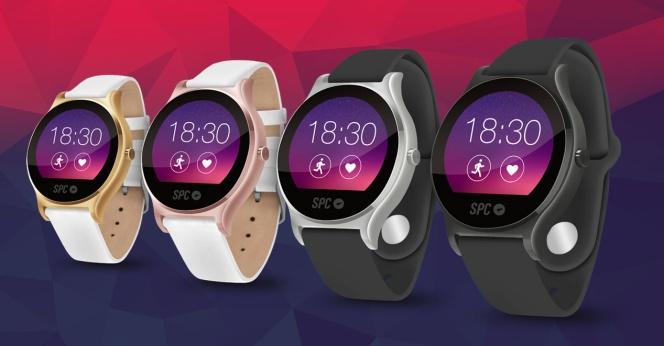 8513debd5 Nuevos relojes inteligentes y pulseras fitness de SPC | Gadgets ...