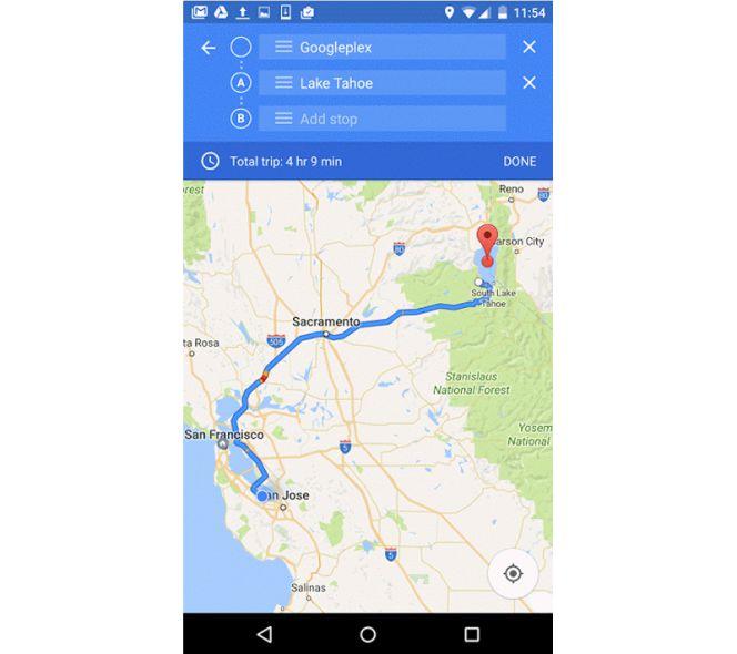 Como Programar En Google Maps Rutas Con Varias Paradas
