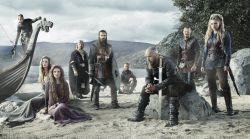 Vikingos Ragnar Lodbrok El Liderazgo Sin Límites De Un Vikingo