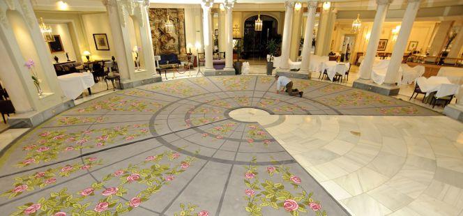 La alpujarre a alfombras de dise o para los mejores for Precio de las alfombras persas