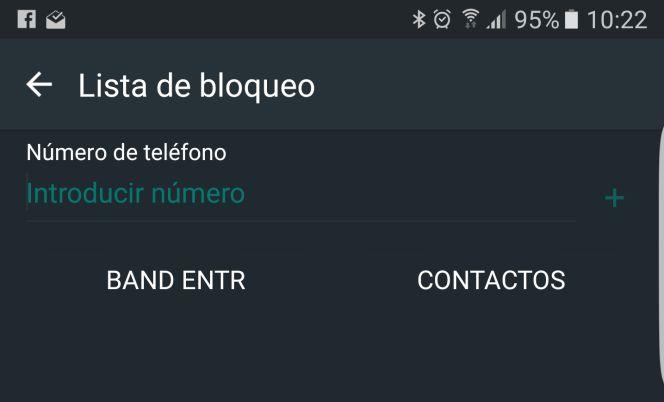Cómo Bloquear Los Mensajes De Texto En Los Teléfonos Samsung Galaxy