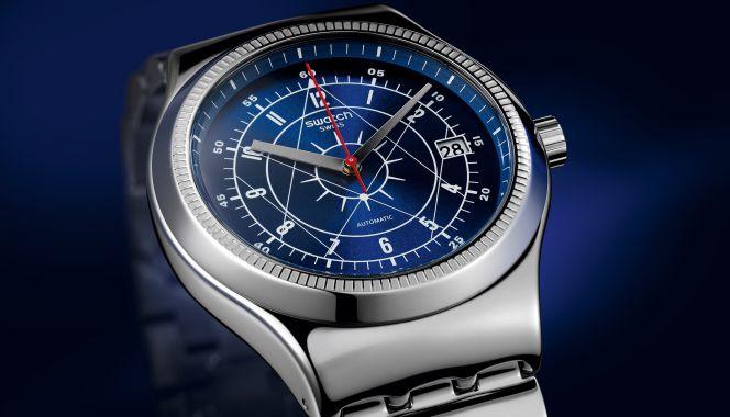 comprar online c40cf e5c1b Swatch: El reloj automático más barato del mundo | Sentidos ...