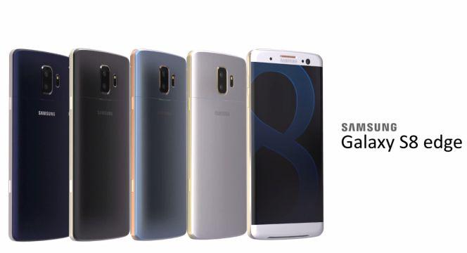 As 237 Ser 225 El Samsung Galaxy S8 Edge Si Todos Los Rumores