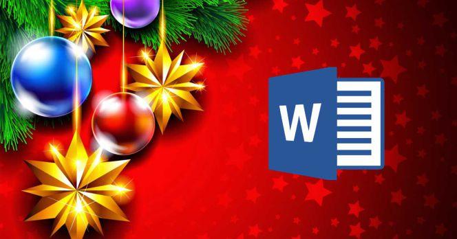 Escritos Para Felicitaciones De Navidad.Como Encontrar Las Mejores Plantillas De Word Para Felicitar