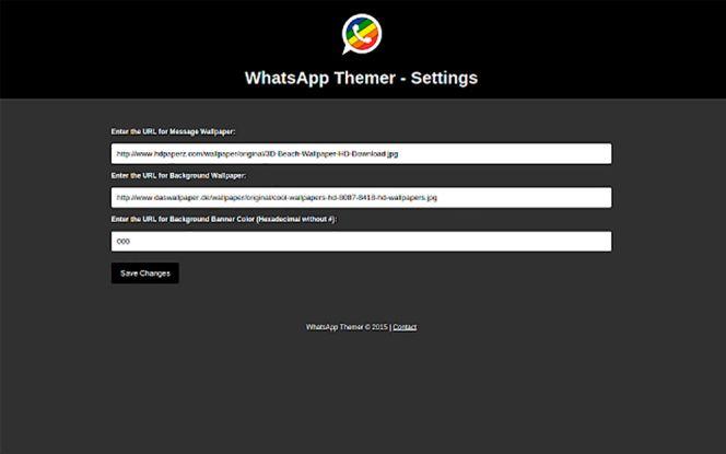 Cómo personalizar el fondo de pantalla en WhatsApp Web