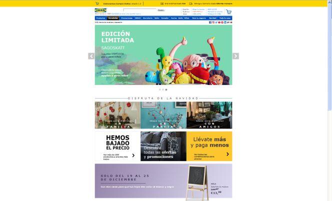 Ikea Estrena Tienda Online En España Ya Puedes Comprar En La Web