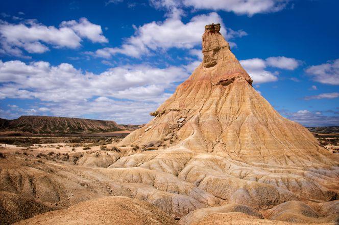 Bardenas reales un desierto en la espa a verde sentidos for La cocina del desierto madrid