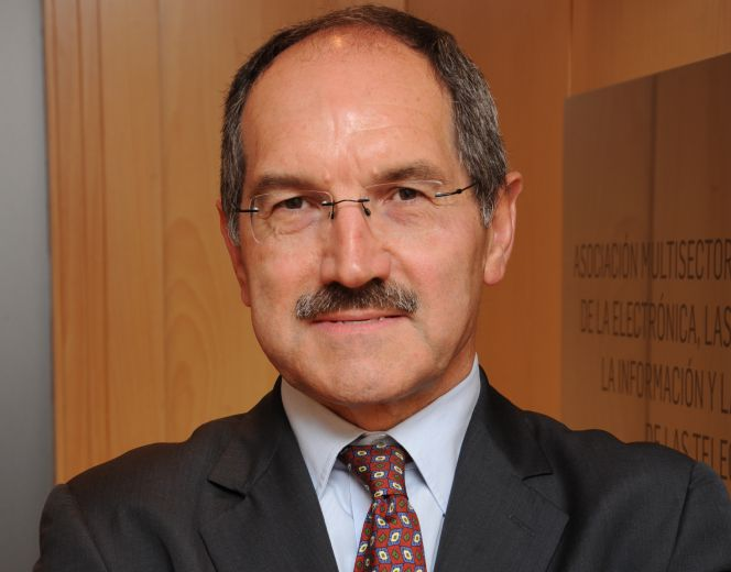 Pedro Mier, actual vicepresidente de Ametic.