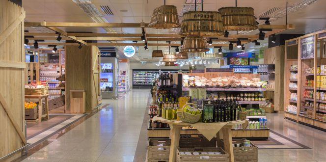 El corte ingl s da protagonismo a lo ecol gico en sus nuevos supermercados empresas cinco d as - Libreria el corte ingles valencia ...