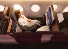 Así es la QSuite: las suites de la clase 'business' de Qatar Airways