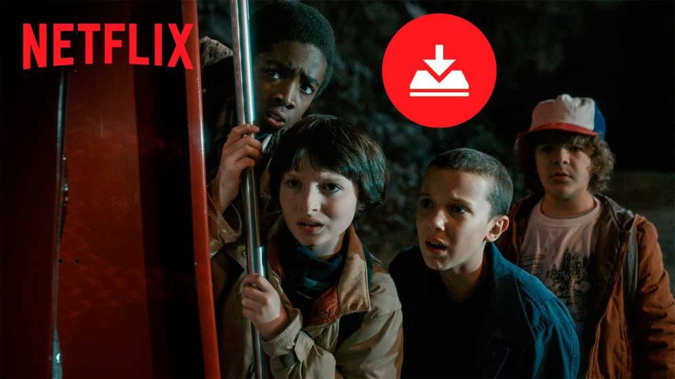 Cómo descargar series y películas de Netflix en Windows 10 y verlas