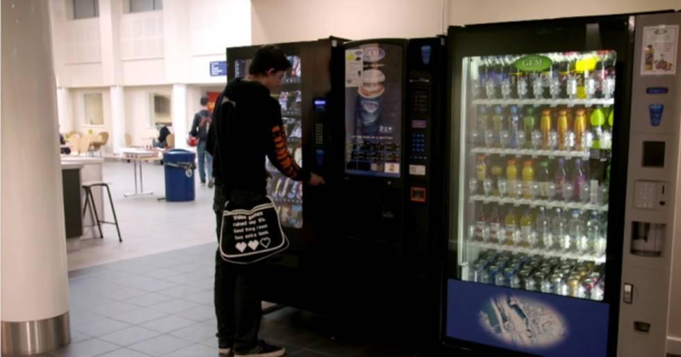 Las máquinas de vending no pueden sustituir al comedor de empresa ...