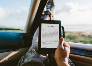 Lectores de eBooks con iluminación integrada